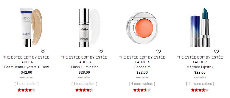 Brand Introduction Estee Edit By Estee Lauder
