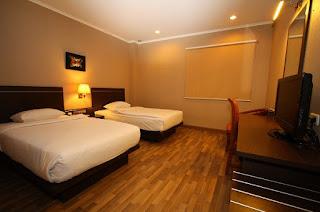 Star Hotel Pontianak, berlokasi di chinatown