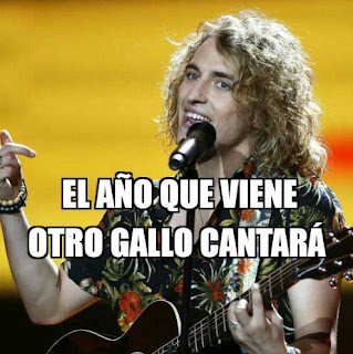 Manel Navarro otro gallo cantara