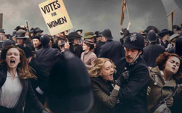 As Sufragistas - 5 filmes que abordam feminismo