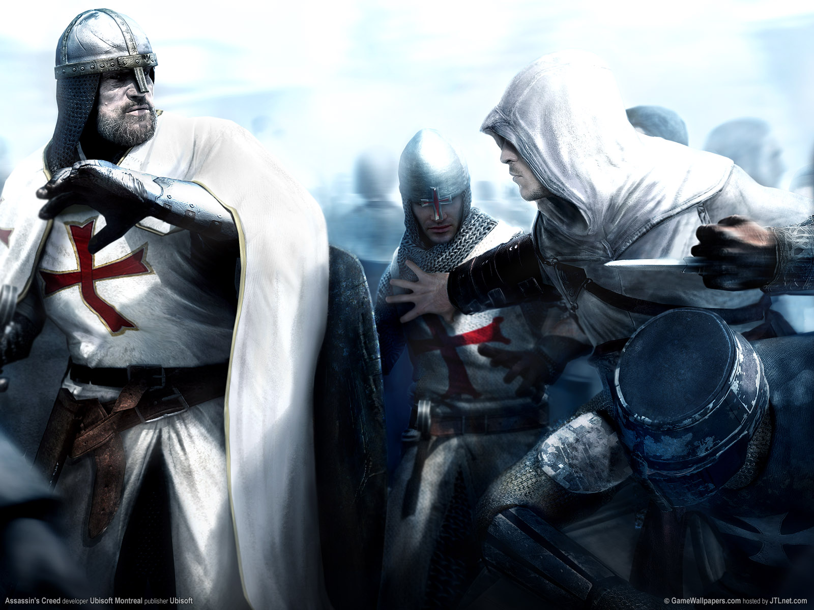 Awesome Hd Wallpapers Assassins Creed Brotherhood Game