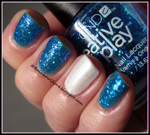 CND Creative Play ~ Turquoise Tidings