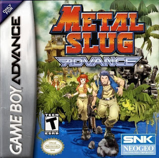 Metal Slug Advance ( BR ) [ GBA ]