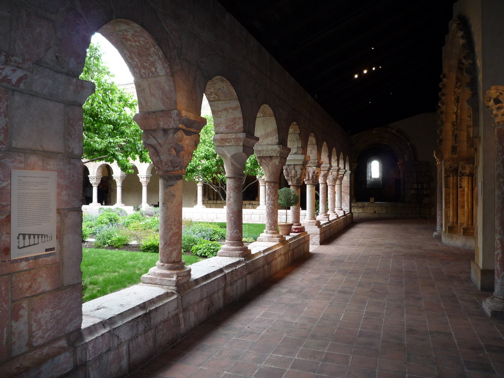 The Cloisters Museum & Gardens NEW YORK CITY