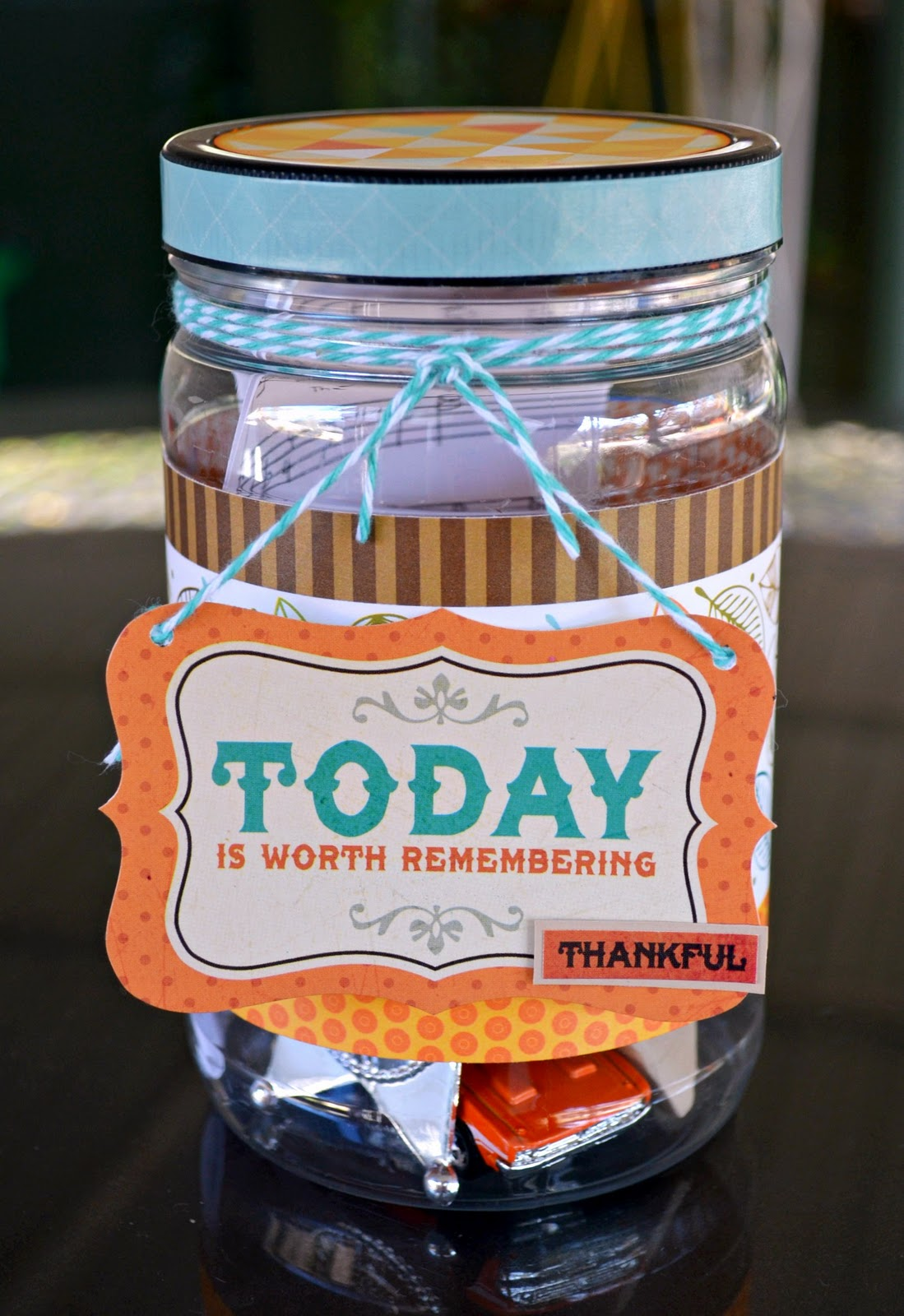 Write Snap Scrap The Thankful Jar