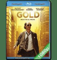 GOLD: EL PODER DE LA AMBICIÓN (2016) 1080P HD MKV ESPAÑOL LATINO
