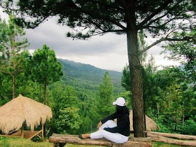 Bukit Gandrung Medowo Kediri