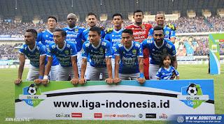 Lawan Bhayangkara FC, Persib Bandung Kenakan Jersey Utama #PersibDay