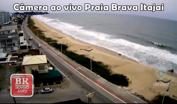 câmeras ao vivo das praias do brasil