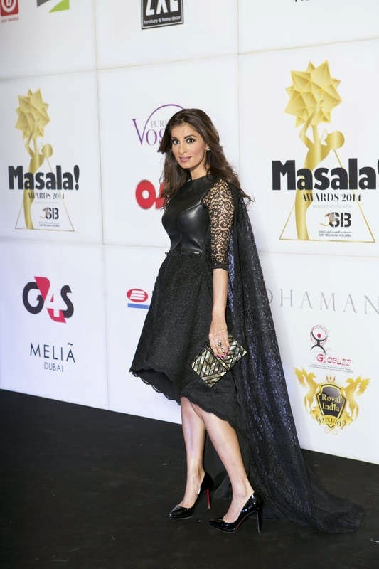 Rosemin Manji, Masala! Awards 2014 Photo Gallery