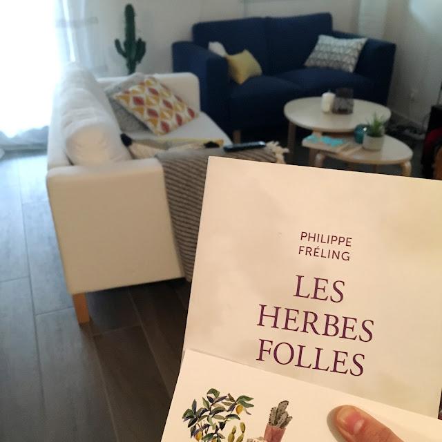 Chronique littéraire Les herbes folles par Mally's Books
