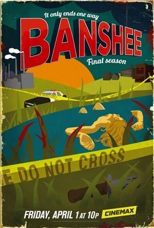 Banshee - 4ª Temporada Séries Torrent Download capa