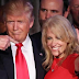 Donald Trump's campaign manager is now the first woman to lead a winning presidential campaign
