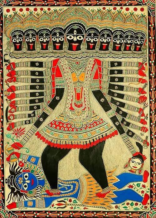 Lord Ganesha Animated Wallpapers Maha Kali Hindu God