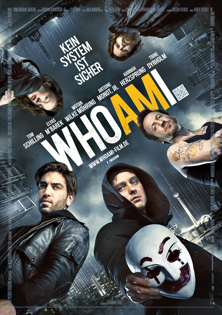 Póster: Who am I – No system is safe