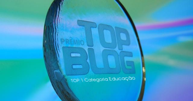 Pelo segundo ano consecutivo este blog é o vencedor do Prêmio TopBlog Brasil 2013/14