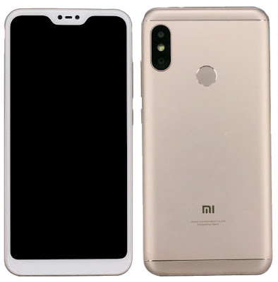 Xiaomi M1805D1SE with Notch Display, Dual Rear Camera L
