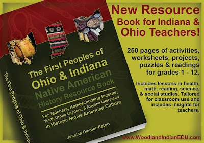 First Peoples of Ohio and Indiana-Native American History Resource