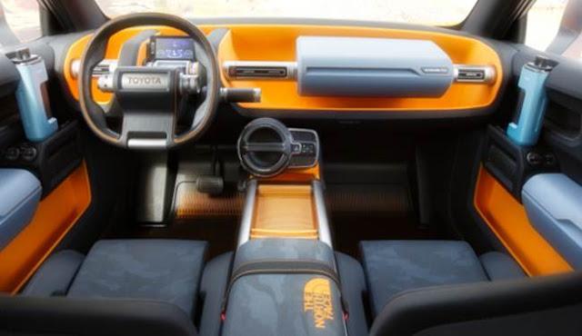 2018 Toyota FT-4X Specs and Price