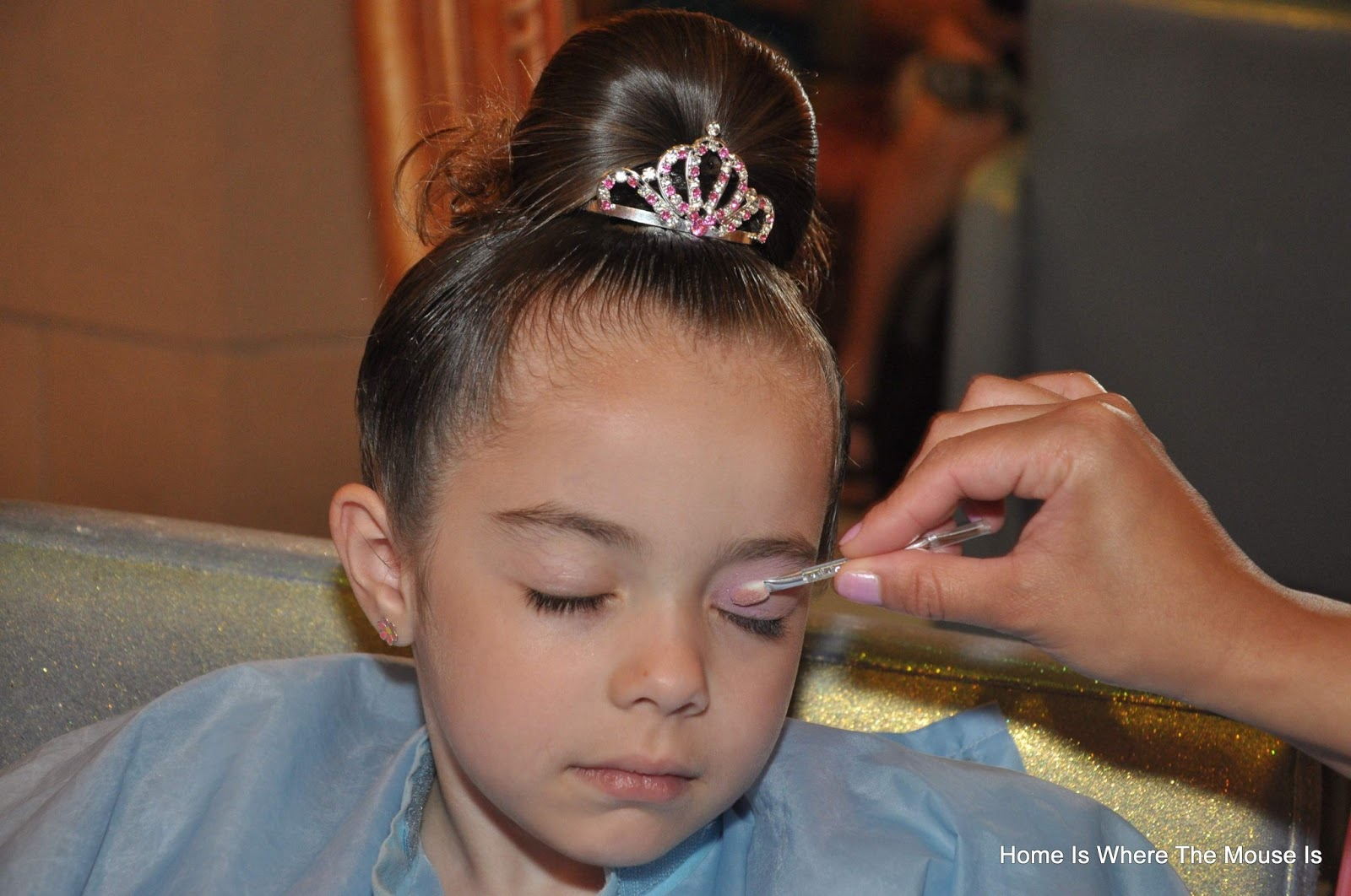 Princess Makeovers At The Bibbidi Bobbidi Boutique Adventures In