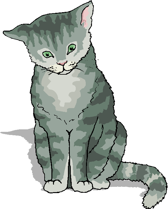 free cat clipart images - photo #38