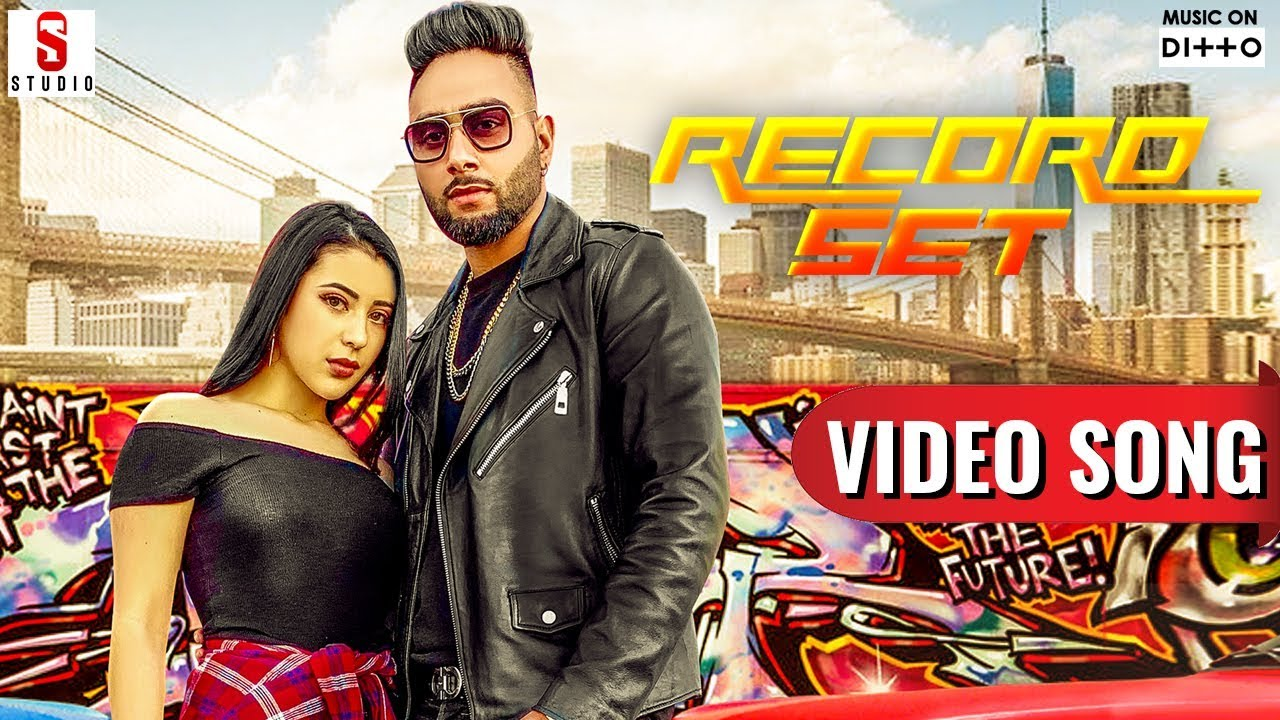 Record Set Lyrics, Anmol Virk