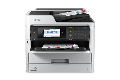 Epson WorkForce Pro WF-C5790 Driver Download Windows, Mac, Linux