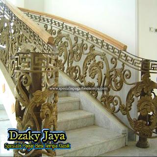 Tangga Besi Tempa, gambar tangga besi tempa tangga putar besi tempa Tangga Klasik