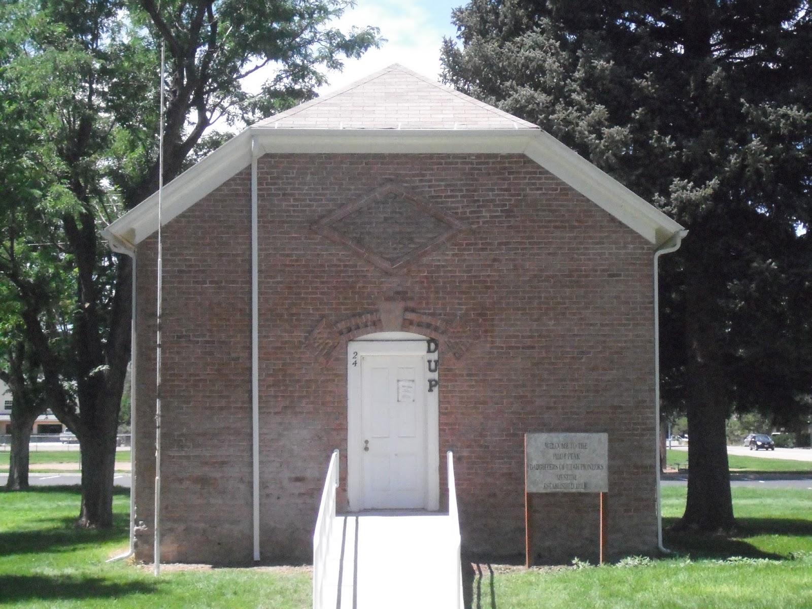Historic LDS Architecture