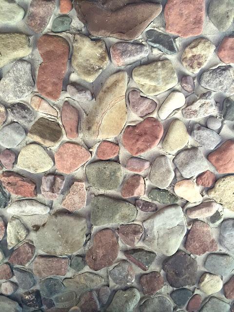 Decoracion con piedras