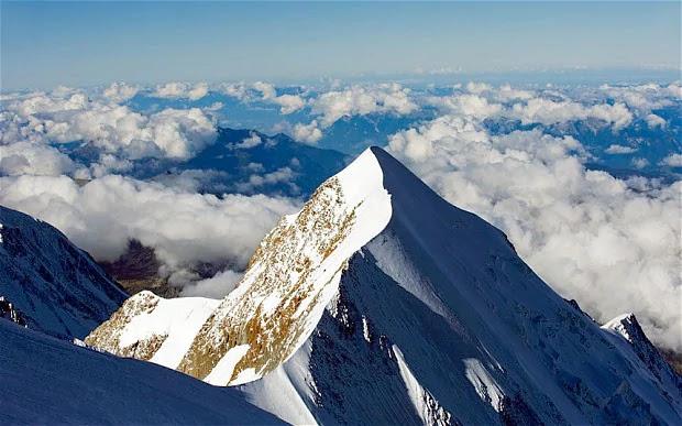 Mengenal Mont Blanc, Gunung Tertinggi di Eropa