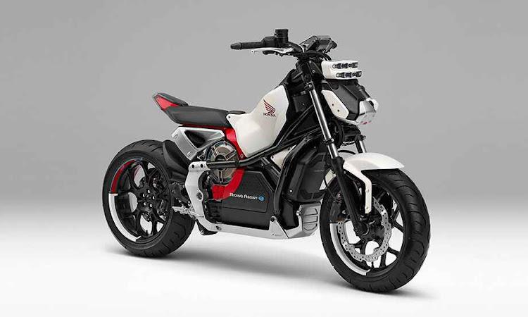 Honda Riding Assist-e, Teknologi Masa Depan dari Honda