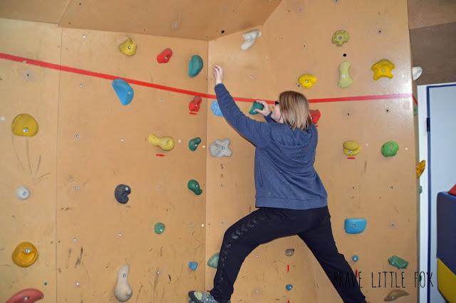 Boulderwand Ergotherapie Hannover