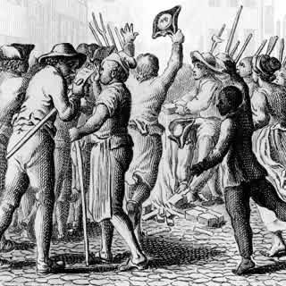 The American Revolution: Taxation without Representation