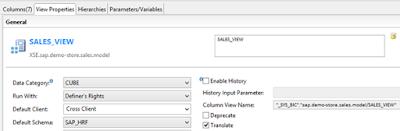 Visualizing SAP HRF Rule Results in SAP Lumira – Part 2