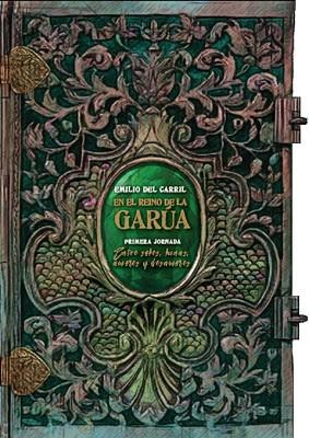 Carátula de En el reino de la Garúa (Emilio del Carril - 2013)