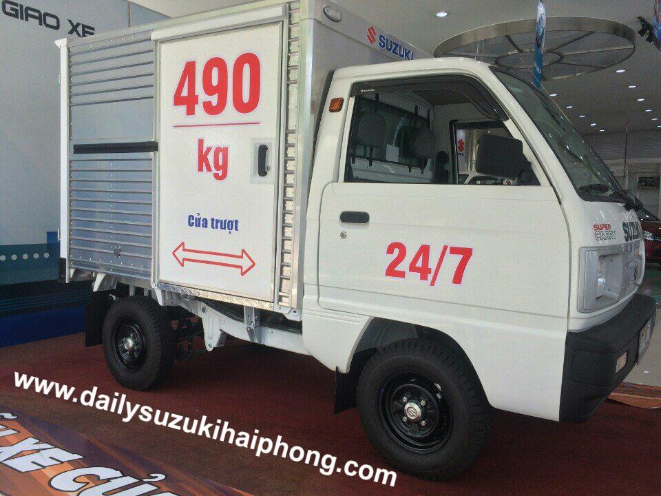 xe tải dưới 500kg hải phòng