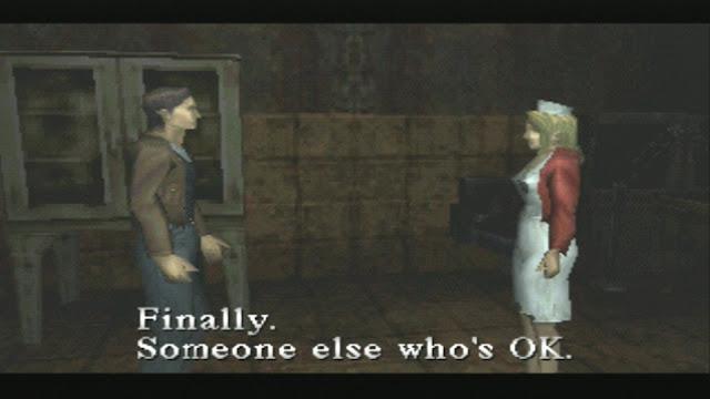 Silent Hill - PSX - Captura 4