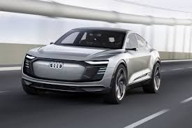 Audi starts mass production of its first all-electric SUV