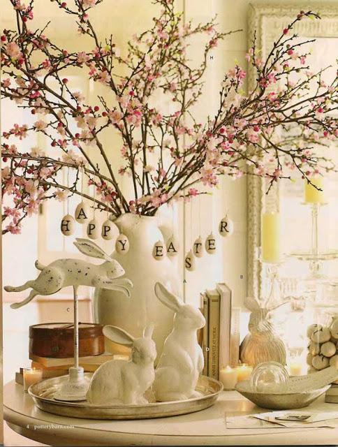 Ιδέες διακόσμησης για το Πασχαλινό τραπέζι