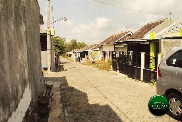 Rumah Full Furnish dalam Perum Ndalem Guwosari