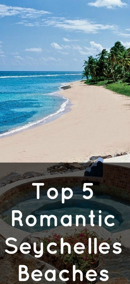 Top 5 Romantic Seychelles Beaches