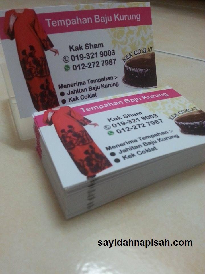 Tempahan Raya Dibuka! - Baju Kurung Biasa, Baju Kurung Kedah & Baju Kurung Pahang