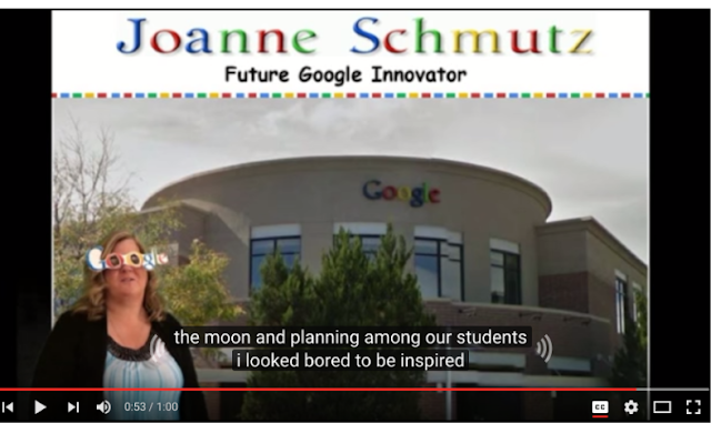 "Autocaptions Read: ""The moon and planning among our students i looked bored to be inspired"""