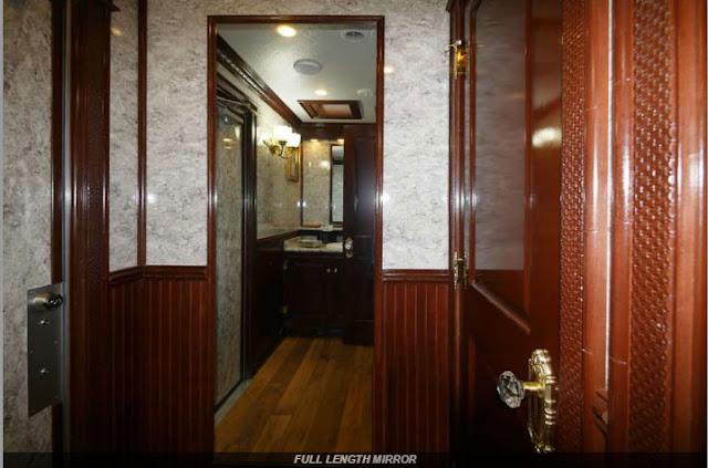 The Cambridge Bathroom Full Length Mirror