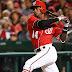 MLB: El Quisqueyano Víctor Robles se ha hecho sentir en los Nacionales hasta ahora