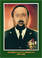 gambar-foto pahlawan kemerdekaan indonesia, Jenderal gatot Soebroto
