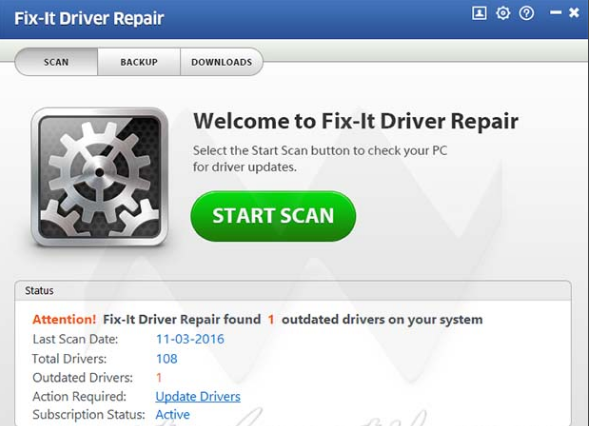 Fix-It Driver Repair