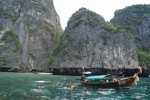 snorkel en tailandia