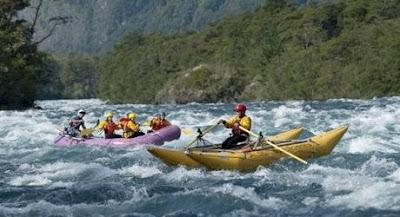 Turismo en Chile – Rafting en Chile